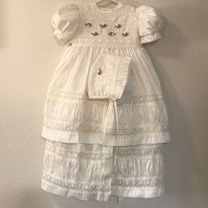 Other - NWT Baby Christening/Baptism Ivory gown. Sz 2T